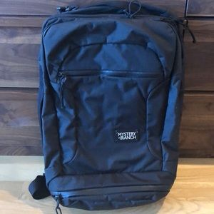 Mystery Ranch Mission Rover Bag - black
